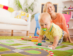 Early potty training is a BIG money saver! How?.. Cloth diaper your baby