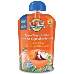 EB Apple Sweet Potato Puree