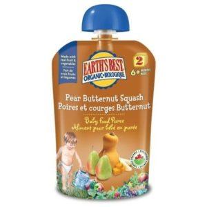 EB Pear Butternut Squash Puree