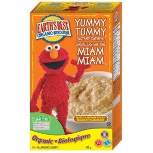 EB Yummy Tummy Oatmeal- Maple Brown Sugar