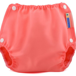 Mother-ease Airflow Diaper Cover- Coral