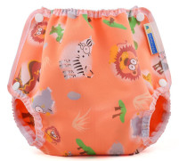 Savanna Cloth Diaper Cover with Snap Closures