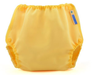 Mother-ease Airflow Diaper Cover- Yellow