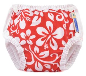Mother-ease Swim Diaper- Aloha Summer