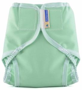 Mother-ease Rikki Diaper Cover- Seafoam Green