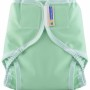 Mother-ease Rikki VELCRO cloth diaper cover- Seafoam Green
