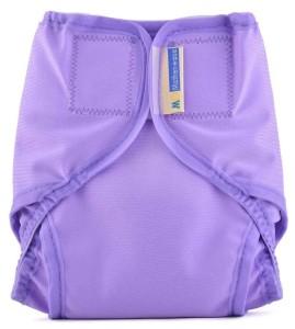 Mother-ease Rikki Velcro Cover- Purple Rain