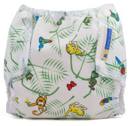 Rainforest Airflow Snap Cloth Diaper Cover