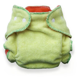 microfleece microterry cotton cloth diaper