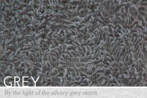 Grey Peapod Mat