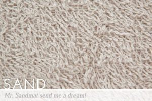 Sand Peapod Mat