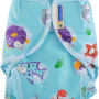Mother-ease Rikki Diaper Cover- Oceans