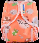 Savanna Cloth Diaper Cover with Velcro Closure