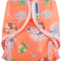 Savanna Cloth Diaper Cover with Velcro Closure