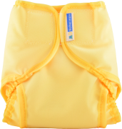 Mother-ease Rikki Diaper Cover- Sunshine Yellow