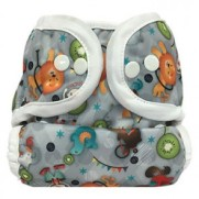 Bummis Simply Lite Adjustable Size Diaper Cover- Circus
