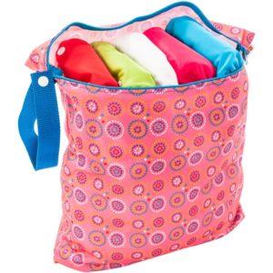 Bummis Travel Wet Bag Pink