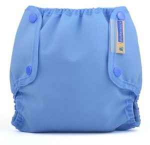 Mother-ease AirFlow Cover-Blue Raindrop
